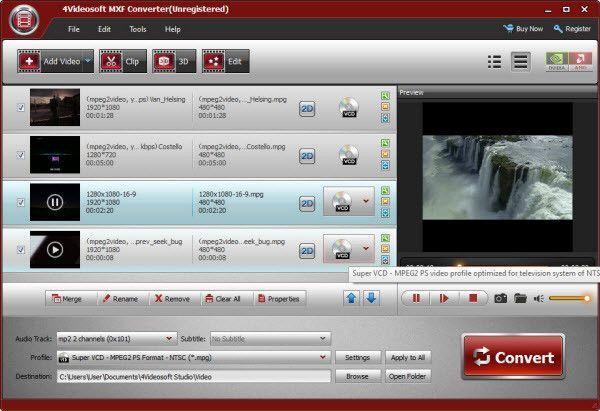 Best Mac MXF to FCP Converter